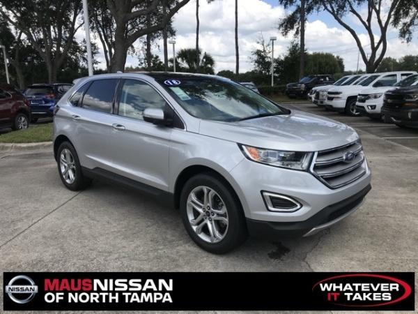2018 Ford Edge in Tampa, FL