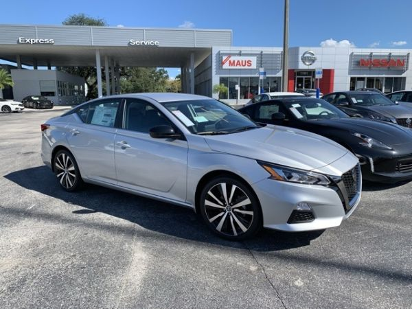 2020 Nissan Altima in Tampa, FL