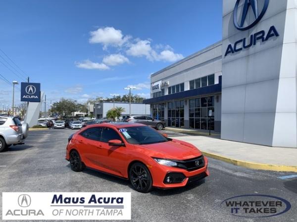 2017 Honda Civic in Tampa, FL