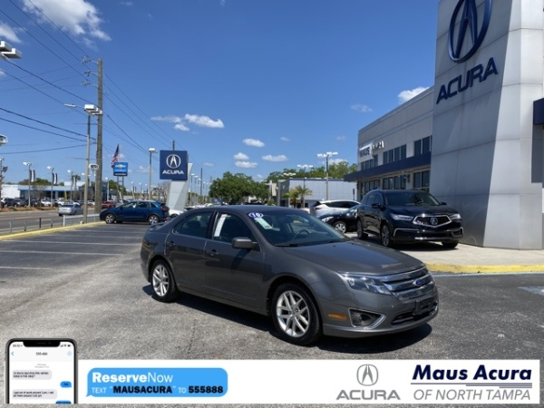 2010 Ford Fusion in Tampa, FL