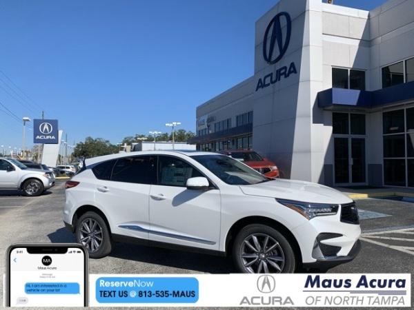 2020 Acura RDX in Tampa, FL