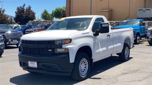 2020 Chevrolet Silverado 1500 in Carson City, NV