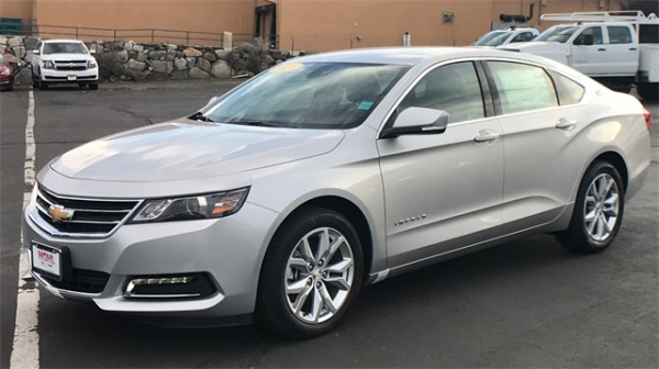 2020 Chevrolet Impala in Carson City, NV