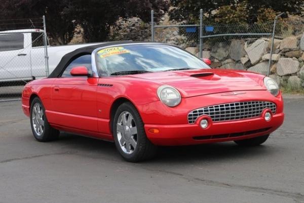 2003 Ford Thunderbird Premium