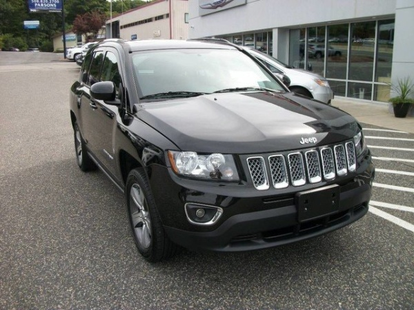 2016 Jeep Compass in Westborough, MA