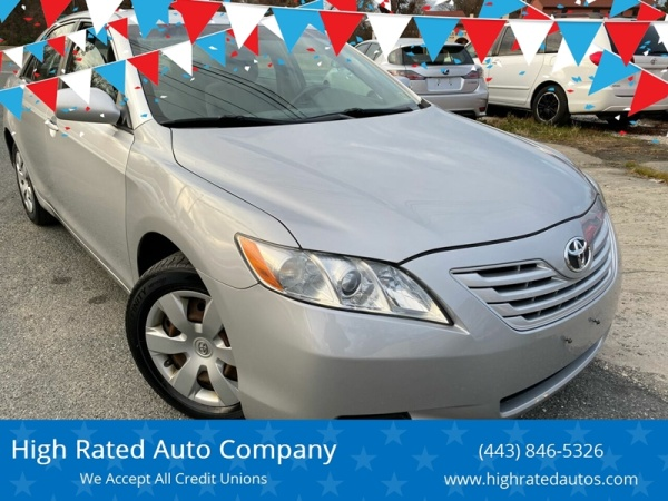 2008 Toyota Camry in Abingdon, MD