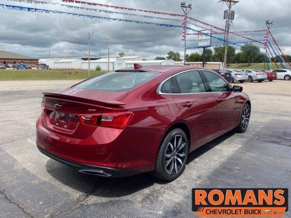 2020 Chevrolet Malibu in Independence, KS