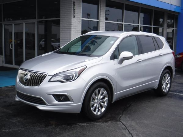 2018 Buick Envision in Independence, KS