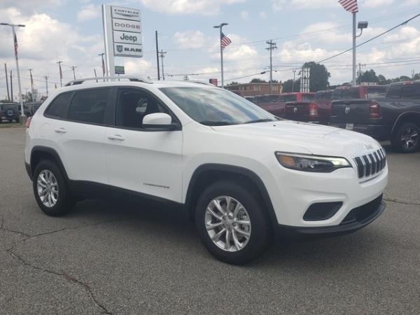 2020 Jeep Cherokee in Burlington, NC