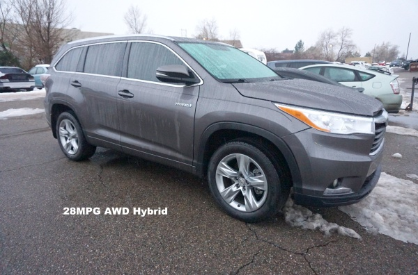 2015 Toyota Highlander in Boulder, CO
