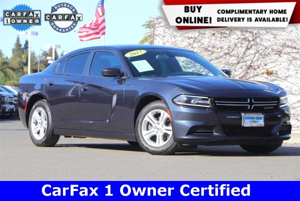 2017 Dodge Charger in San Jose, CA