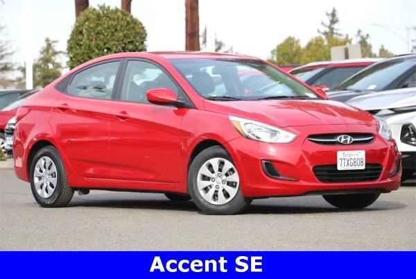2017 Hyundai Accent in San Jose, CA