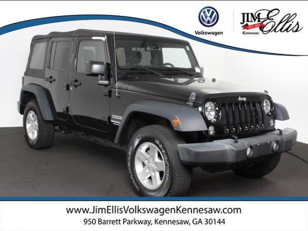 2016 Jeep Wrangler in Kennesaw, GA