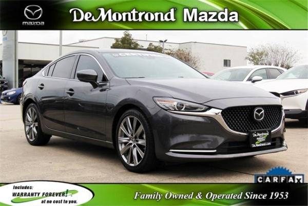 2018 Mazda Mazda6 in Webster, TX