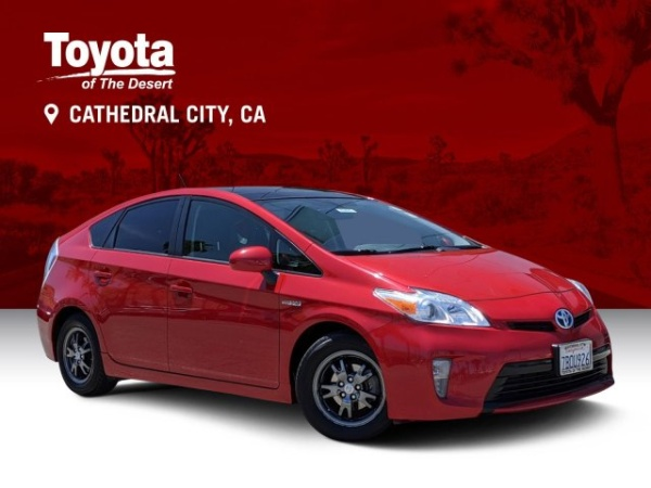 2013 Toyota Prius in Cathedral City, CA