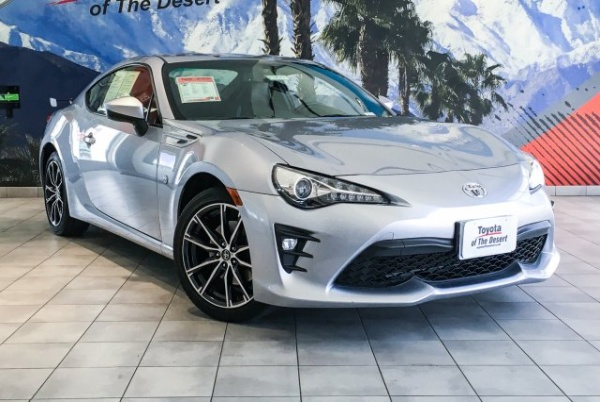 2018 Toyota 86 in Cathedral City, CA