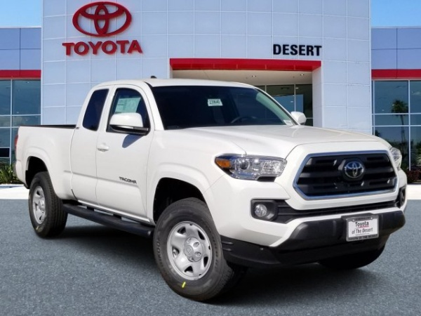 2019 Toyota Tacoma in Cathedral City, CA