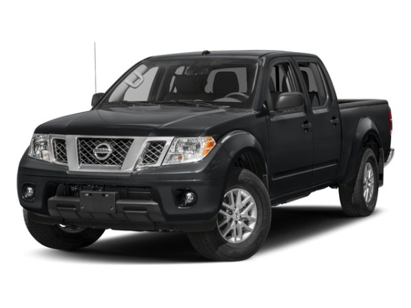 2017 Nissan Frontier in Cathedral City, CA