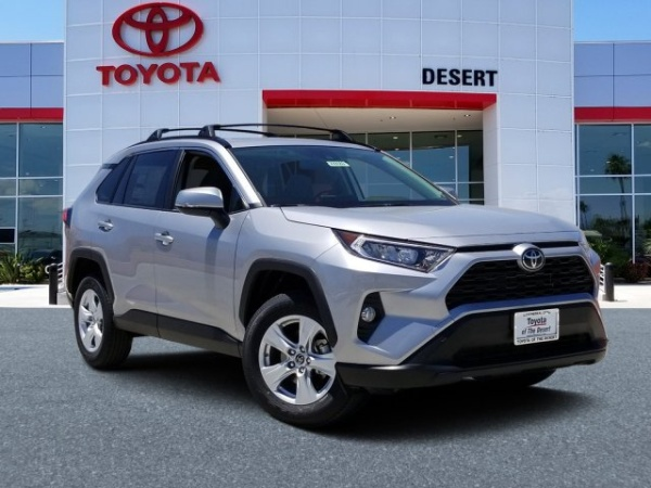 2019 Toyota RAV4 in Cathedral City, CA