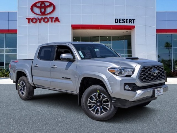 2020 Toyota Tacoma in Cathedral City, CA