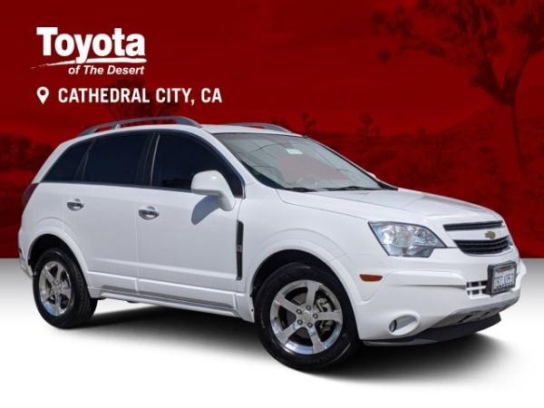 2014 Chevrolet Captiva Sport Fleet in Cathedral City, CA