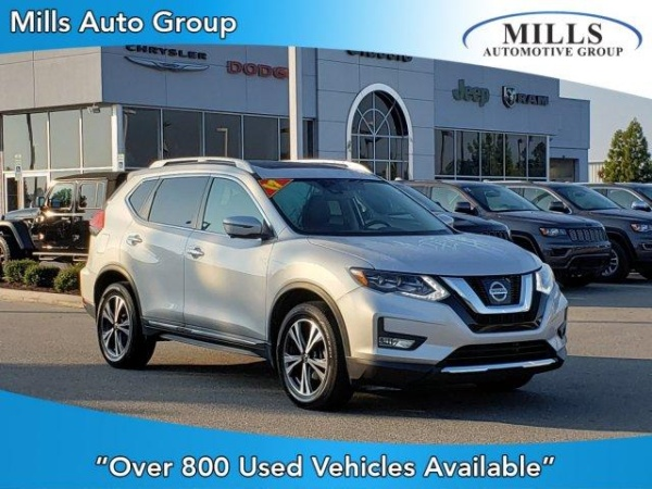 2017 Nissan Rogue in Fort Mill, SC