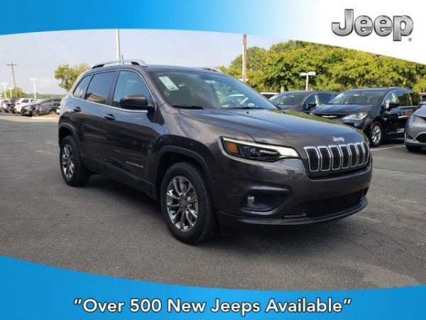2020 Jeep Cherokee in Fort Mill, SC