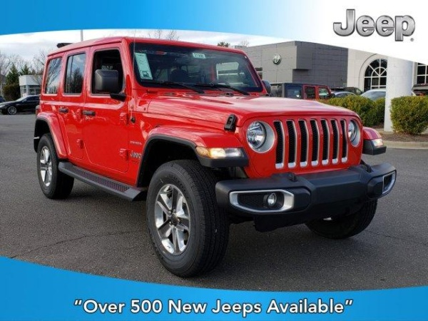 2020 Jeep Wrangler in Fort Mill, SC