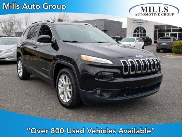 2016 Jeep Cherokee in Fort Mill, SC