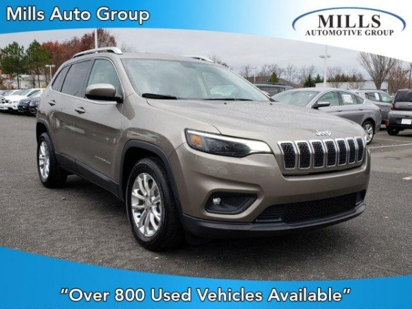 2019 Jeep Cherokee in Fort Mill, SC