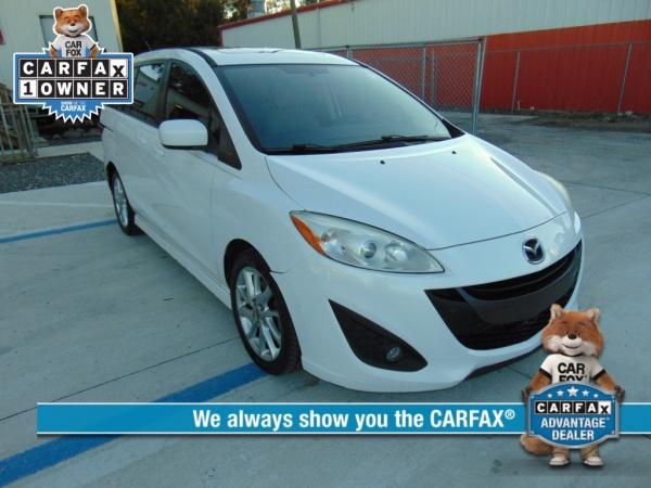 2012 Mazda MAZDA5 Touring