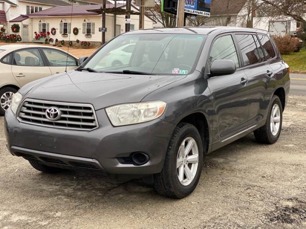2008 Toyota Highlander in Pittsburgh, PA
