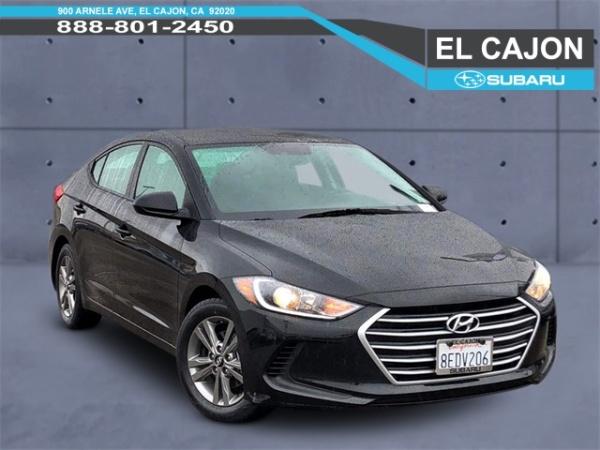 2018 Hyundai Elantra in El Cajon, CA