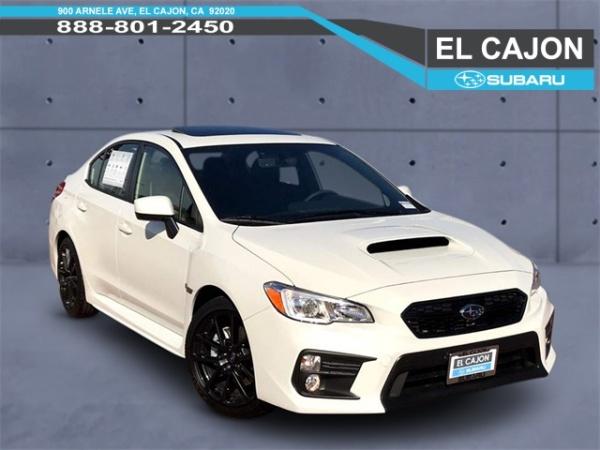 2020 Subaru WRX in El Cajon, CA