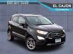 2018 Ford EcoSport Titanium FWD for Sale in El Cajon, CA