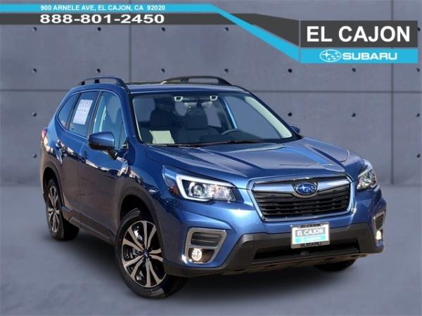 2020 Subaru Forester in El Cajon, CA
