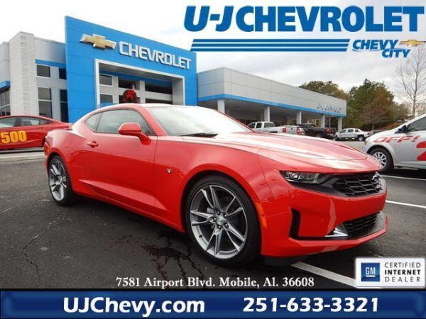 2019 Chevrolet Camaro LT with 1LT Coupe For Sale in Mobile, AL | TrueCar