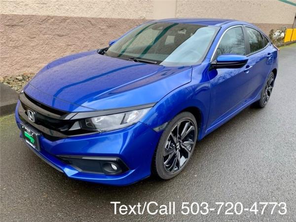 2019 Honda Civic in Portland, OR