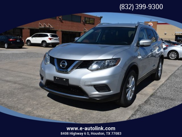 2015 Nissan Rogue in Houston, TX