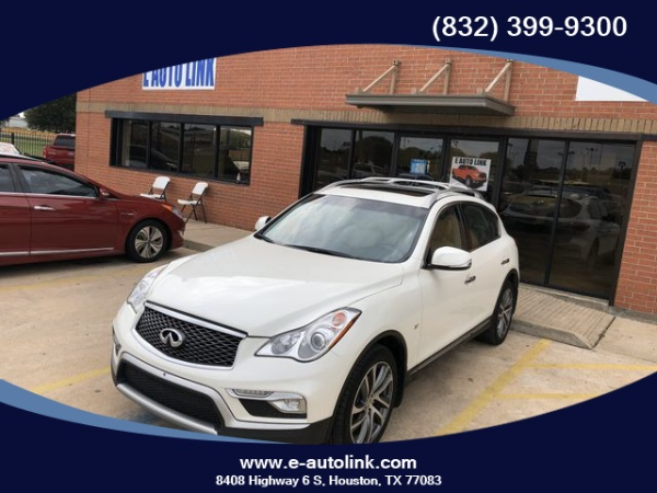 2017 INFINITI QX50 in Houston, TX