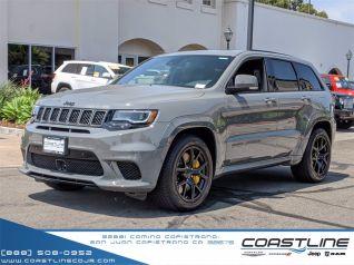New Jeep Grand Cherokee Trackhawks For Sale In San Diego Ca Truecar