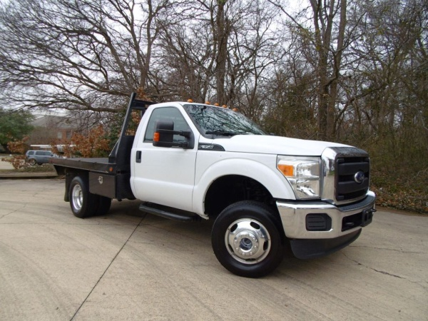 2016 Ford Super Duty F-350 Chassis Cab in Plano, TX