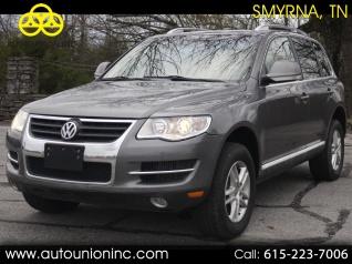 Volkswagen Touareg For Sale >> Used Volkswagen Touaregs For Sale Truecar