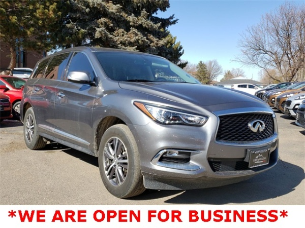 2018 INFINITI QX60 in Fort Collins, CO