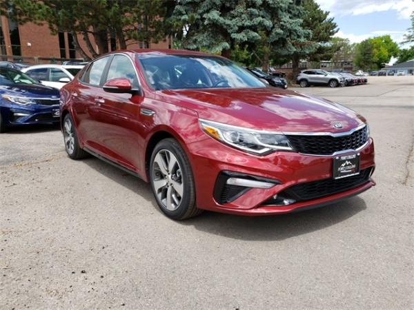 2020 Kia Optima in Fort Collins, CO