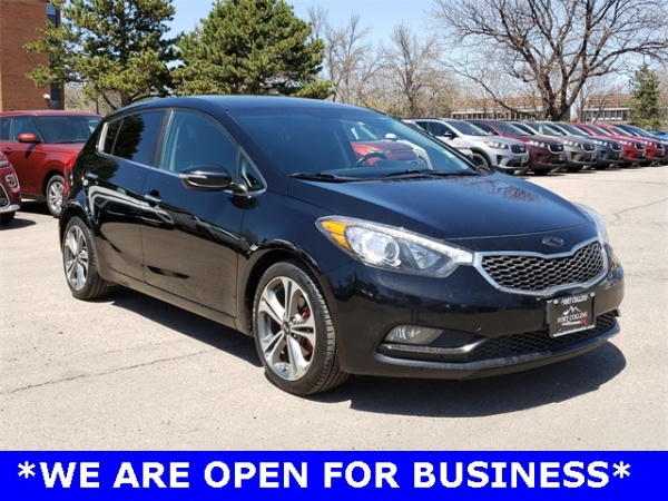 2016 Kia Forte in Fort Collins, CO