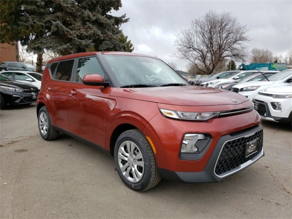 2020 Kia Soul in Fort Collins, CO
