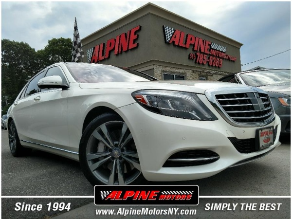 2015 Mercedes-Benz S-Class in Wantagh, NY