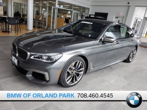 2018 BMW 7 Series in Orland Park, IL