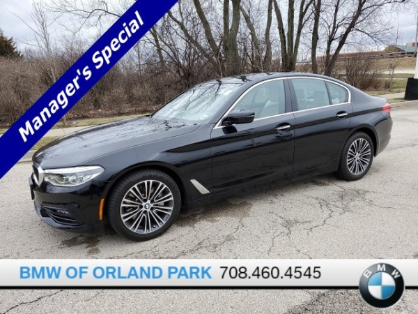 2017 BMW 5 Series in Orland Park, IL